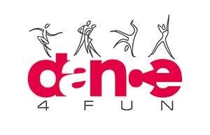 Sokiu Pamokos Kaune - Dance4Fun Logo